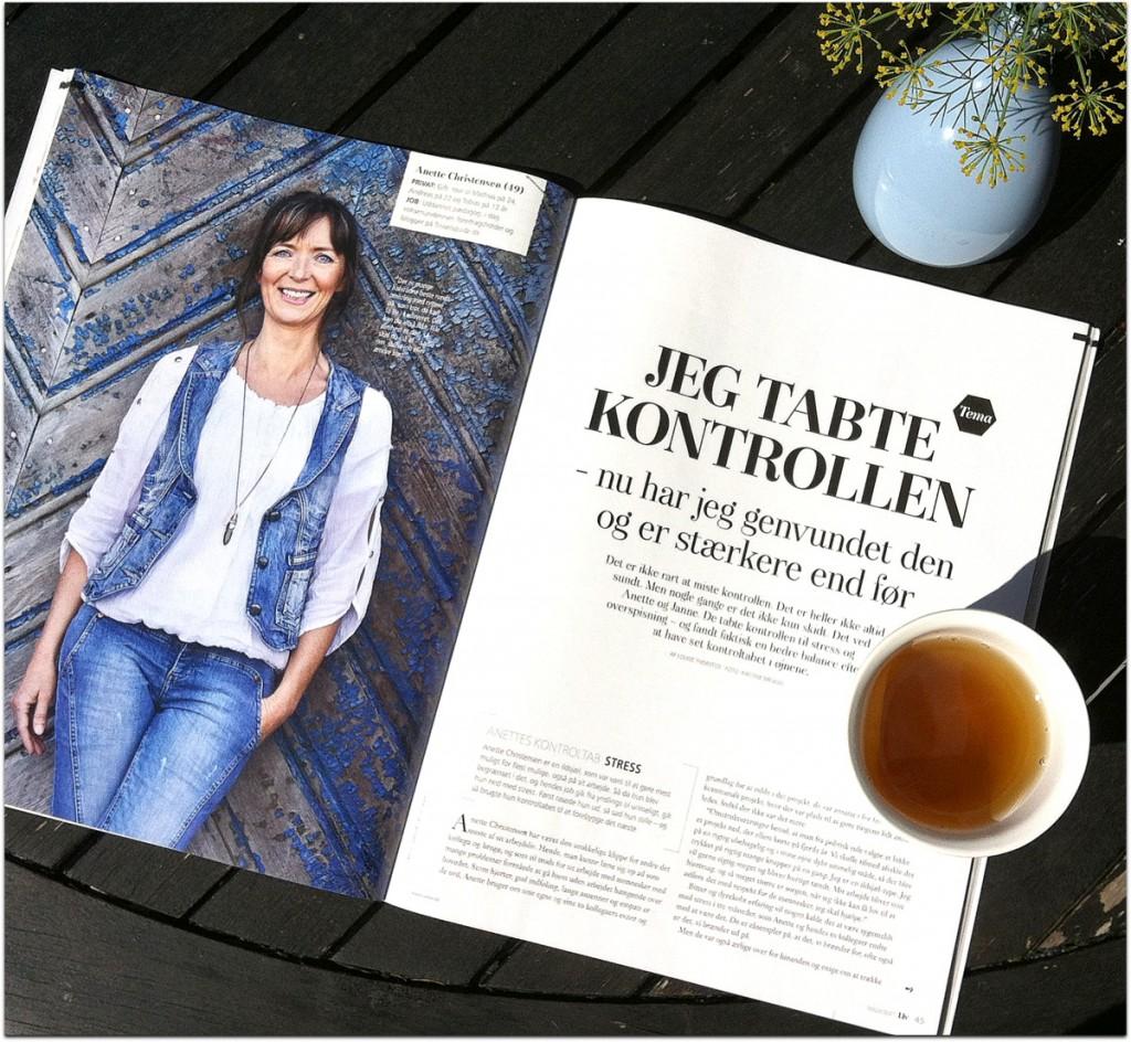 TrivselsGuide Anette Christensen i Magasinet Liv