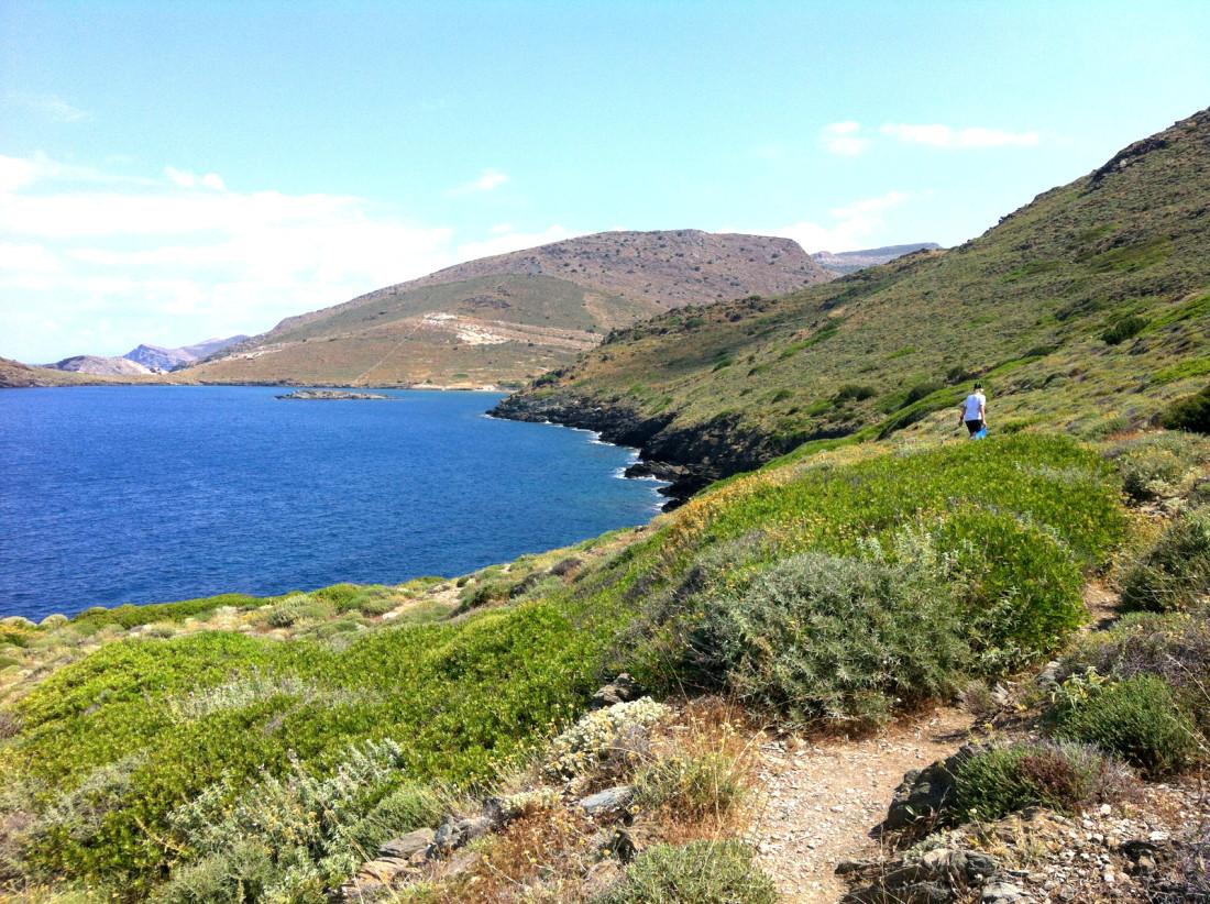 På bjerget - Syros - TrivselsGuide.dk