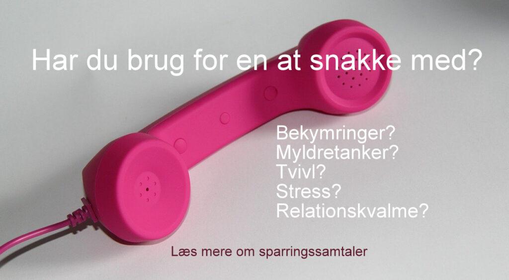 Sparringssamtaler